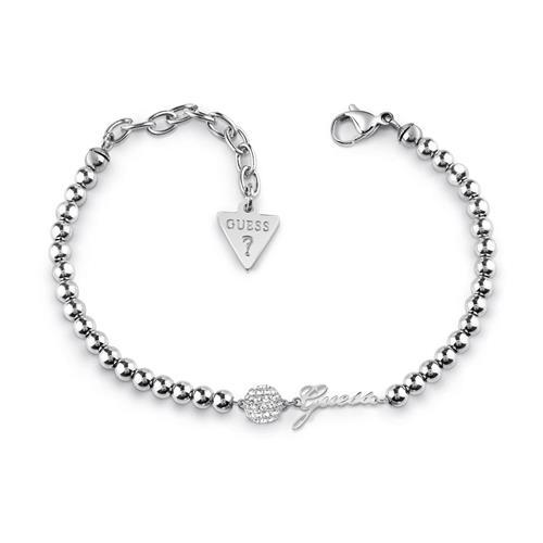 Armbaender - Kugelarmband für Damen Edelstahl Swarovski Kristalle  - Onlineshop The Jeweller