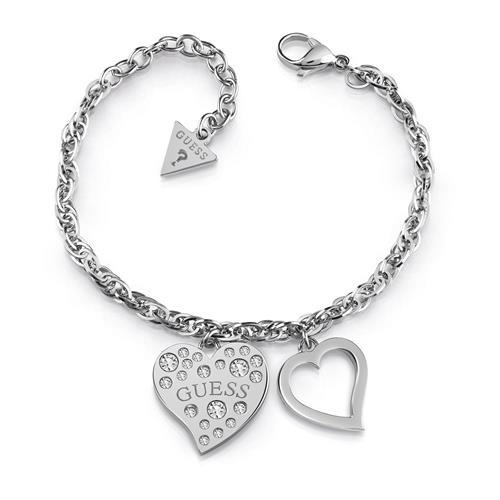 Damen Armband Heart Warming aus Edelstahl gravierbar
