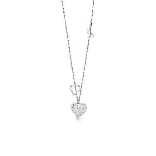 Herzkette für Damen aus Edelstahl gravierbar