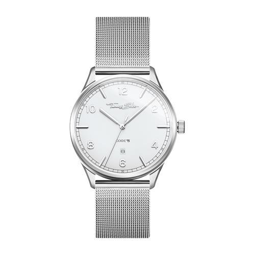 Uhren - Uhr Code TS silber weiß für Damen und Herren  - Onlineshop The Jeweller