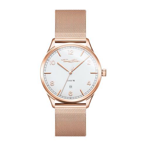 Uhren - Code TS Uhr roségold für Damen und Herren  - Onlineshop The Jeweller