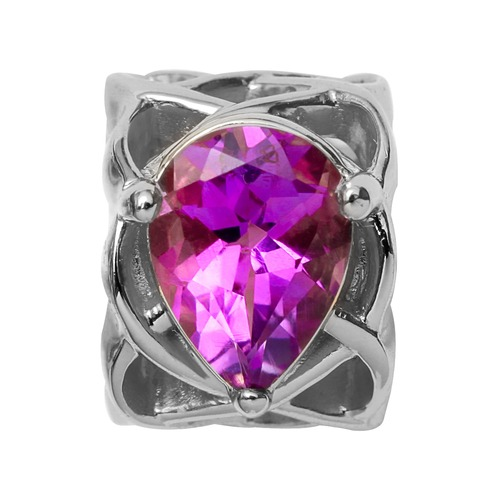 Endless Silber Element Pear Amethyst 21451