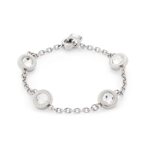 Armband Matrix Darlin´s Glas Edelstahl