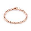 Darlin´s Armband Ferrera aus rosévergoldetem Edelstahl
