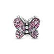 Schmetterlings Charm aus Sterlingsilber