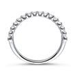 Eternity Ring 950er Platin 16 Diamanten