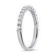 950er Platin Eternity Ring 15 Diamanten