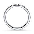 950er Platin Eternity Ring 44 Brillanten