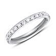 Eternity Ring 950er Platin 30 Brillanten