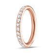 Eternity Ring 585er Gold 30 Brillanten