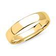 Ring For Men, 14K Gold, Engravable