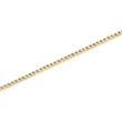 Tennisarmband aus 375er Gold mit Zirkoniasteinen