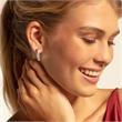 Ohrringe Iconic aus Sterlingsilber
