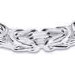 925 Silberarmband: Königsarmband Silber 10mm