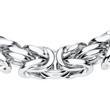 Herren Königskette aus 925er Silber, 7,0 mm