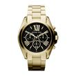 Chronoghraph For Ladies In Stainless Steel, Gold