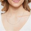 14K Gold Chain Letters For Ladies