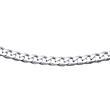 925 Silberkette: Panzerkette Silber 6mm