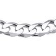 925 Silberkette: Panzerkette Silber 17mm