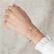 Armband Halbmond aus Sterlingsilber