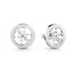 Ladies ear studs made of stainless steel