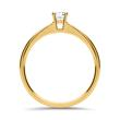Diamant Verlobungsring 0,25 ct 585er Gold