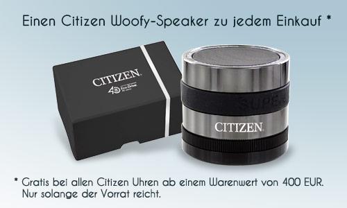 Woofy Speaker gratis