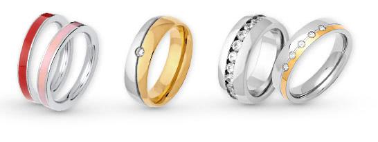 Freundschaftsringe edelstahl fossil  Ringe und Ringe mit Gravur zu günstigen Preisen