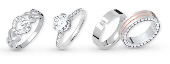 Ringe silber  Ringe und Ringe mit Gravur zu günstigen Preisen