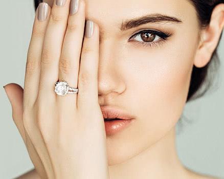 Unvergänglich-schöne Diamantringe entdecken