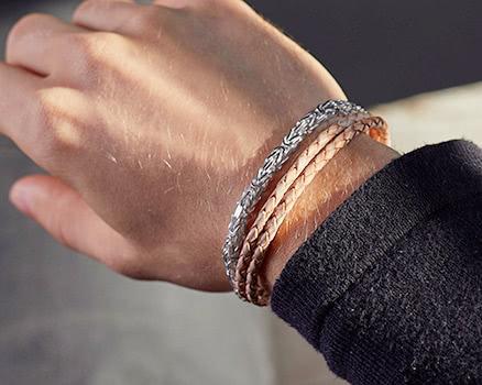 Armbänder für Herren