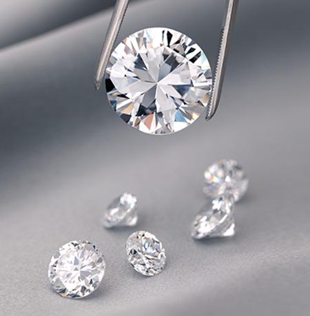 Lab grown Diamant